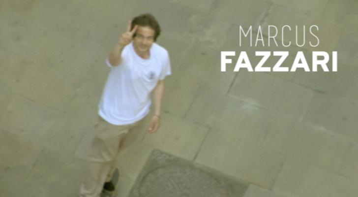 Estreno de la parte completa de Marcus Fazzari