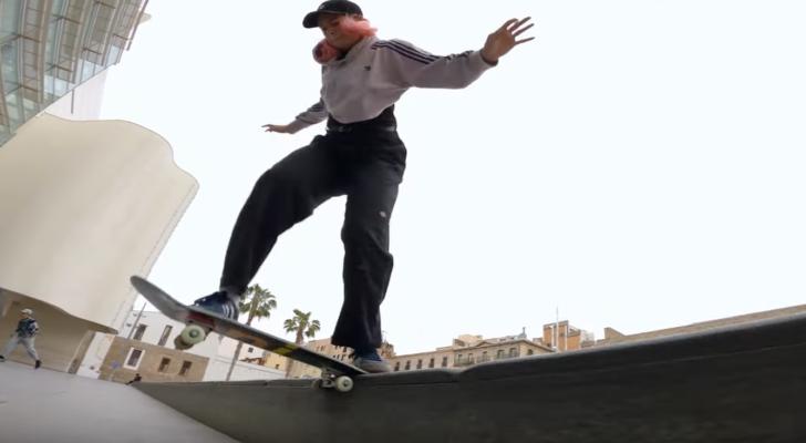 Las skaters protagonizan el nuevo vídeo de Macba Life