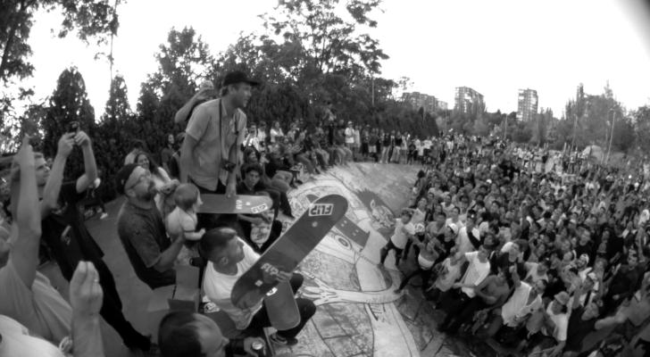Vídeo de las demos de Flip en Logroño y Madrid