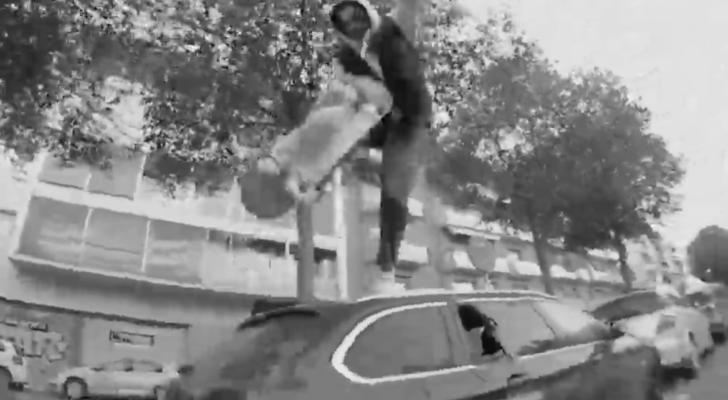 Ya puedes ver «Turbo Diesel» el nuevo vídeo de 4×4 Skateboarding