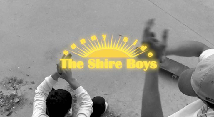 Estreno de «Sunny Side», el nuevo vídeo de The Shire Boys