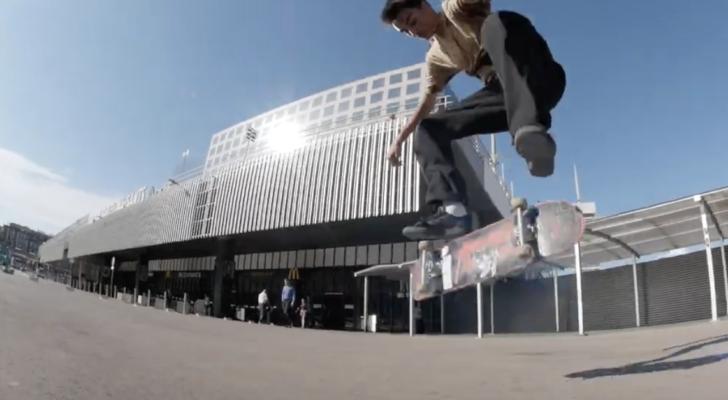 Ración de footage «Crudo» desde Barcelona