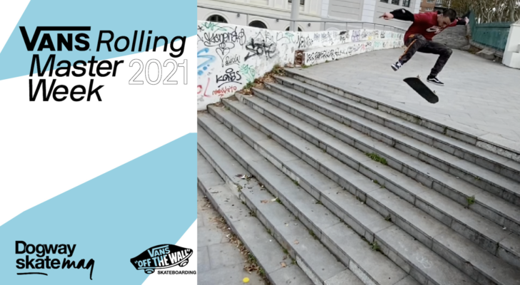 Sergio Pérez. Vans Rolling Masterweek 2021