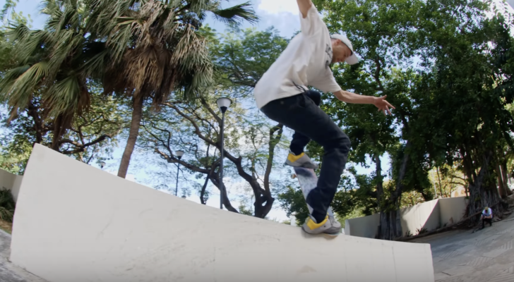 Premier online de Cuba Skate x DC Shoes (+evento en BCN)