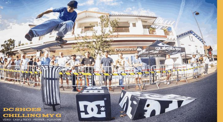 Vídeo del cash 4 tricks DC x Cuba Skate